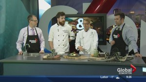 In the Global Edmonton kitchen with Ampersand 27