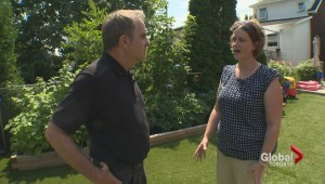 Artificial grass customer in turf war with installer