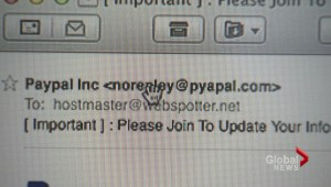 Phishing scams continue to reel in new victims