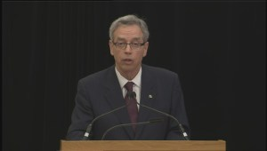 Joe Oliver announces two new provinces will join securities regulator