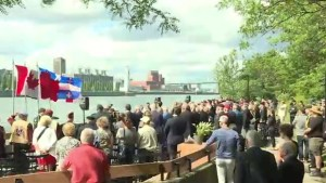 Montreal marks 75th anniversary of Dieppe raid
