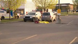 2 people gunned down in southeast Calgary shopping plaza