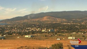 'It could have been potentially catastrophic': Vernon wildfire threatens homes