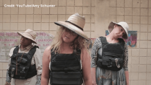 Comedian Amy Schumer 'Formation' parody video slammed for racial insensitivity