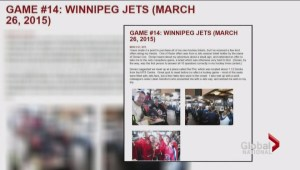 Edmonton man watched 30 NHL games in 30 different cities in 30 nights