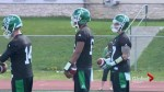 Saskatchewan Roughriders eager to improve all over the field at training camp