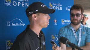 Brantford's David Hearn shoots 2-over 74 to begin RBC Canadian Open