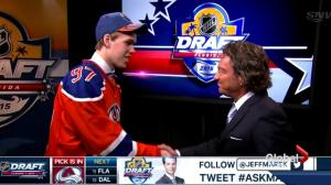 McDavid and another Oilers' announcement