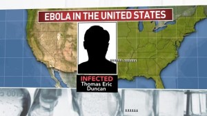 Up to 80 people may have had had exposure to Ebola in Texas