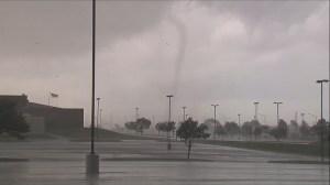 RAW: Tornado touches down in Missouri