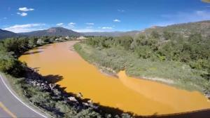 Massive contaminated water leak in Colorado and New Mexico