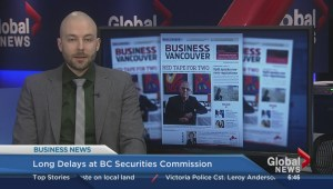 BIV: Long delays at B.C. Securities Commission