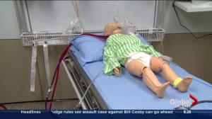 Caring for Kids Radiothon: lifesaving equipment