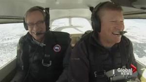 Plane Talk: Joe Oliver