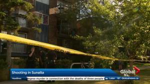 Calgary police investigate Sunalta shooting