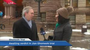 Is Jian Ghomeshi's reputation ruined no matter what the verdict is?