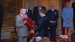 France's Macron proclaimed president, becomes Grand Master of Legion of Honour