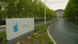 Man found dead at Apple's headquarters