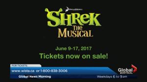 Community Events: Shrek the Musical