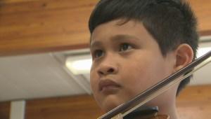 Better Winnipeg: Music program teaches more than the basics about violin