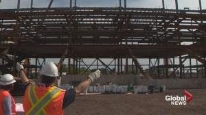 Moncton Events Centre taking shape