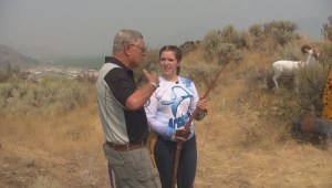 Keremeos woman aims for World Archery Championships
