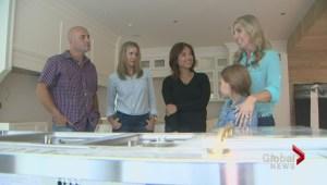 Baeumler family planning kitchen renovation