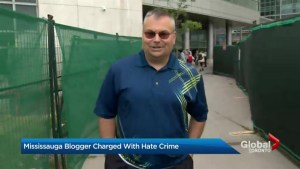 Mississauga website operator charged with hate crimes