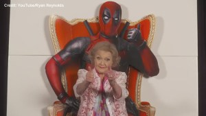 Betty White offers hilarious, expletive-filled review of Deadpool