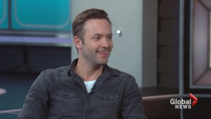 "Canadian country artist Dallas Smith on his new album ""Side Effects"""