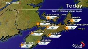 Global News Morning Forecast: Sept 30