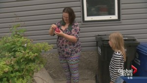 Defective water balloons cause welts on young girl