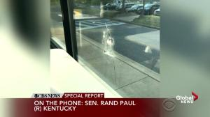 Sen. Rand Paul describes shooting at congressional baseball practice
