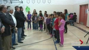 Whitecap Dakota First Nation's school receives more funding