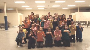 Junior Musical Theatre Company set to perform Willy Wonka Junior