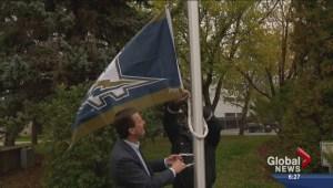 Mayor Fougere settles Banjo Bowl bet