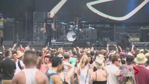 Death at Pemberton Music Festival