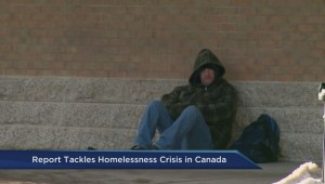 New report tackles homelessness in Canada
