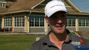 Emotional James Love wins Alberta Open