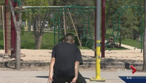 North End Winnipeg man offers youth an outlet with basketballs