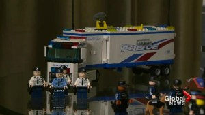 Toronto Lego artist can't keep up with demand for his work