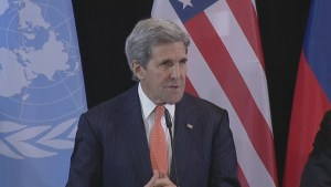 John Kerry announces Syrian `cessation of hostilities` and humanitarian aid
