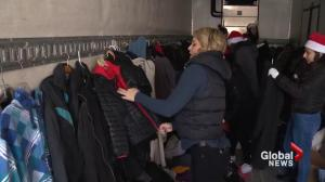 Holiday coat drive needs more donations