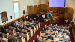 Racism in Halifax front and centre during annual church service.