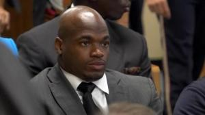 NFL star Adrian Peterson in hot water once again