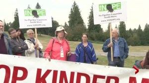 City of Burnaby loses Kinder Morgan injunction