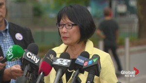 "Olivia Chow calls Ford a ""fighter"" and hopes he can beat cancer"