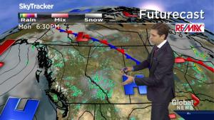 Edmonton Weather Forecast: July 25