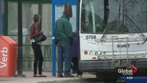 Advocates launch campaign in Saskatoon to increase transit ridership