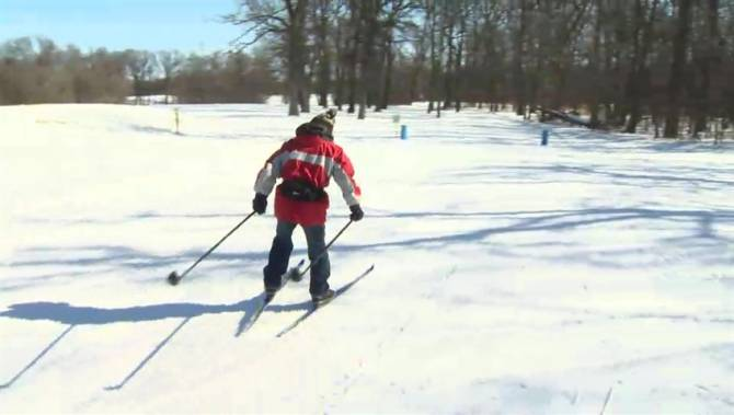 Where to Ski - Cross Country Ski Association of Manitoba